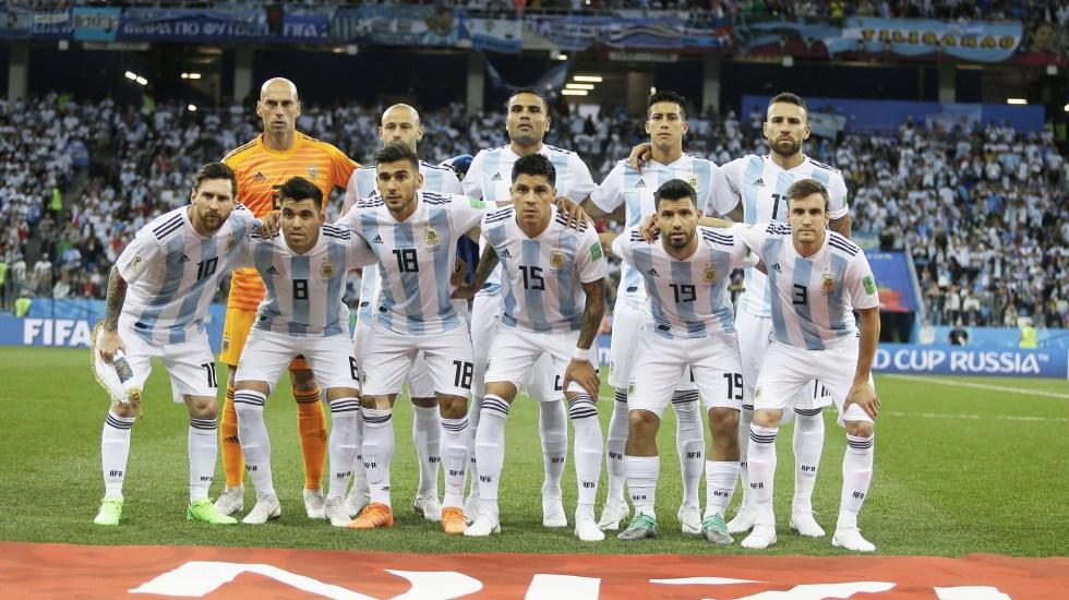 Impone multa FIFA a AFA por cánticos homofóbicos - Foto de Mexsport