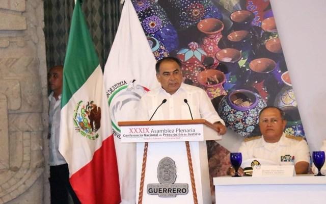 Héctor Astudillo llama a la serenidad tras muerte de Martha Érika Alonso y Moreno Valle - Foto de @HectorAstudillo