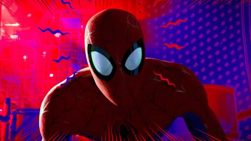 """Lanzan tráiler de """"Spider-Man: Into the Spider-Verse"""" - mexicanos participantes en spider-man"""