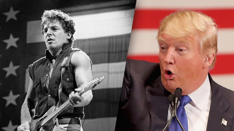 Bruce Springsteen reprueba la política migratoria de Trump