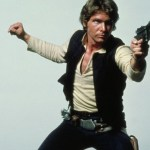 Subastan pistola que uso Harrison Ford en 550 mil dólares