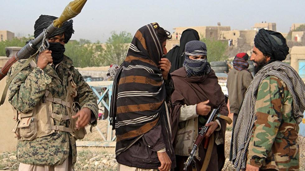 Talibanes afganos anuncian su primer alto al fuego en 17 años - Foto de Reuters