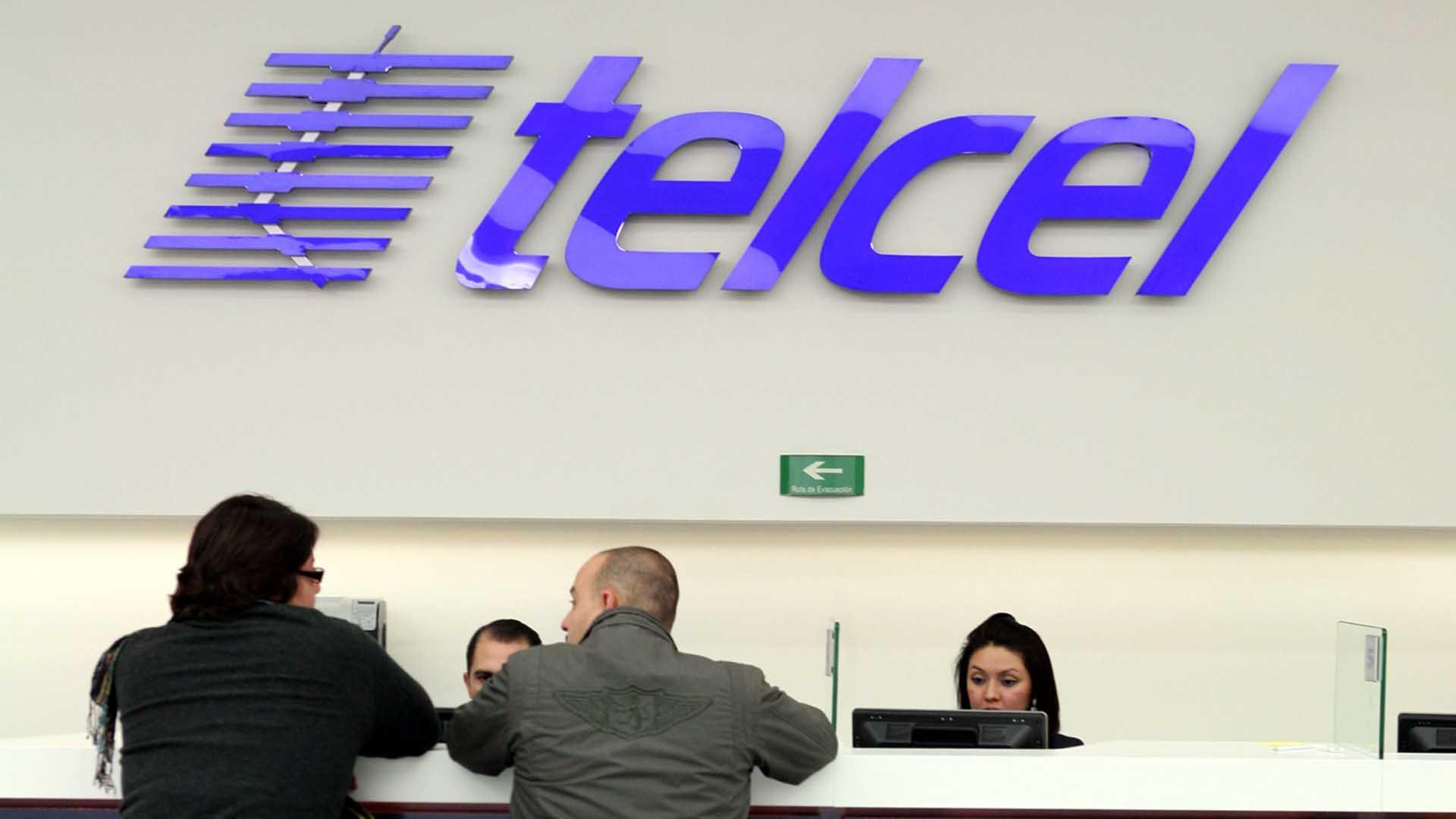 Reportan fallas en la red de Telcel en distintos puntos del país