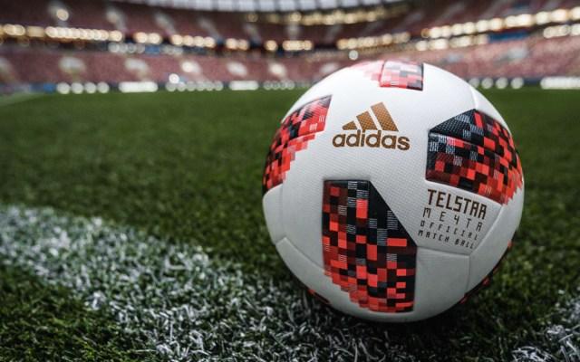 El balón para la siguiente etapa del Mundial - Foto de FIFA