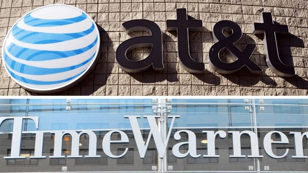 Permiten a AT&T fusión con Time Warner en Estados Unidos - Foto de internet