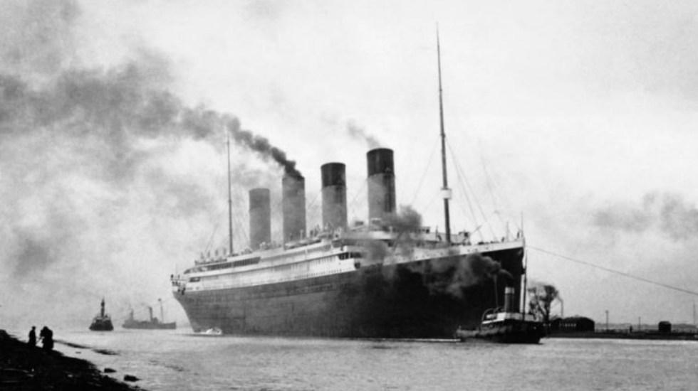 Descubrimiento del Titanic fue gracias a misión secreta de la Marina de EE.UU. - Foto de National Geographic