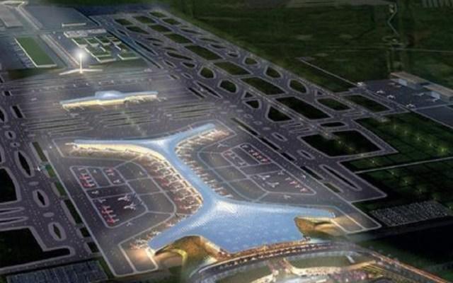 Aeropuerto en Santa Lucía costaría 66 por ciento más que NAIM - Foto de internet
