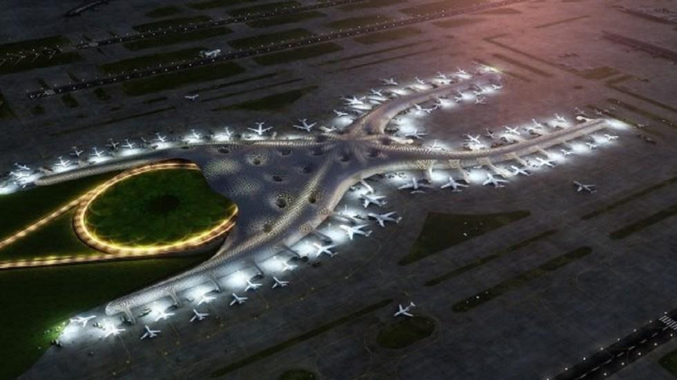 Tres compañías compiten por licitación para iluminar pistas del NAIM - Foto de internet
