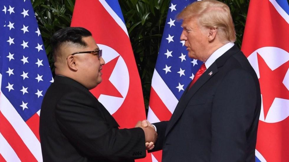 Revelan fecha de próxima cumbre entre Trump y Kim Jong-Un - Foto de El País