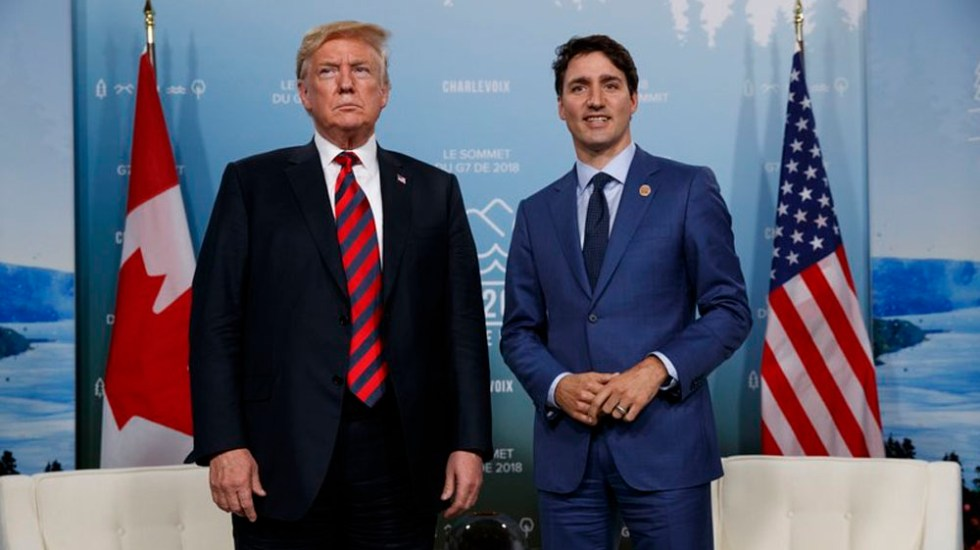 UE respalda a Trudeau tras disputa con Trump - Foto de AP