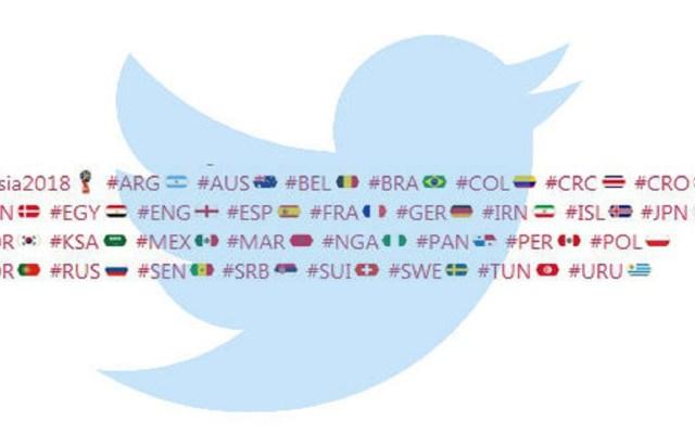 Twitter estrena emojis del Mundial de Rusia - Foto de Milenio