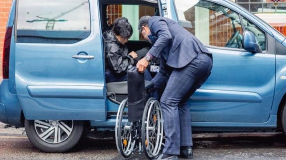 Uber estrena servicio para personas con discapacidad - Foto de Uber