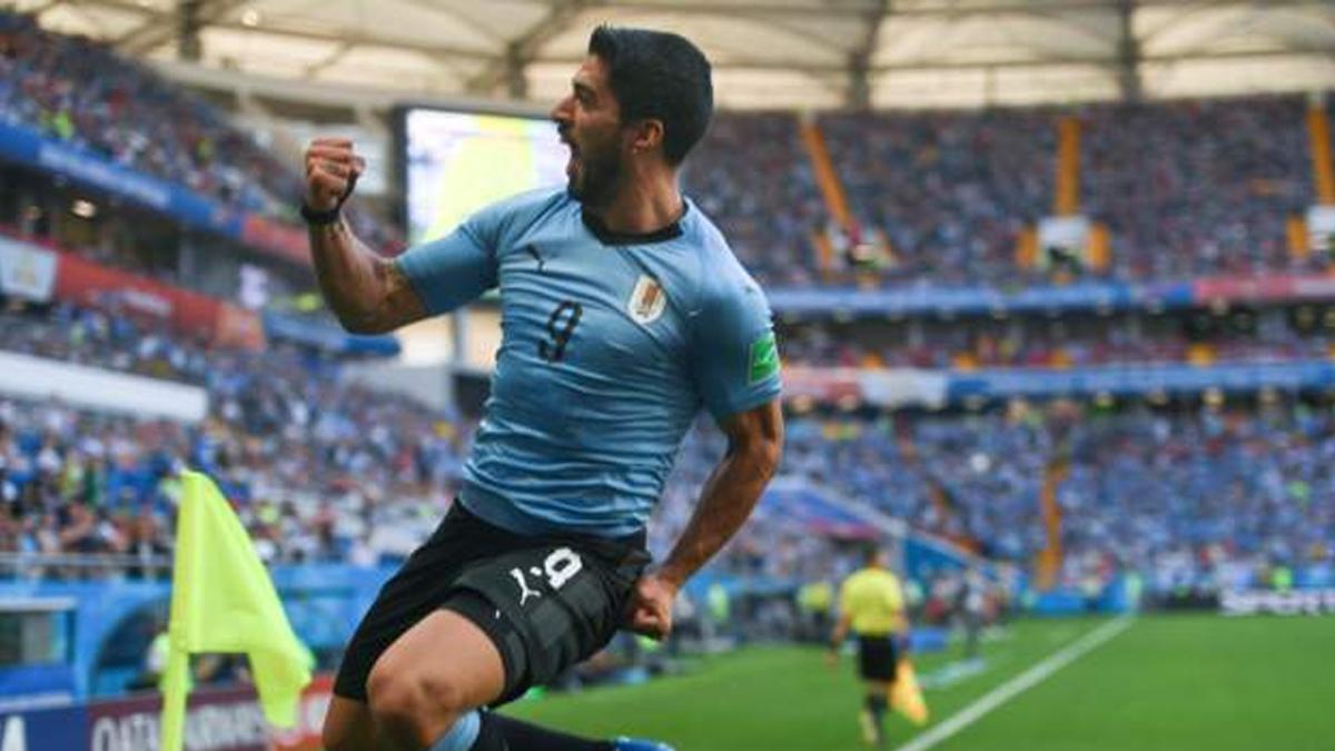 Rusia y Uruguay, los primeros clasificados a Octavos del Mundial