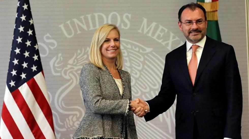 Videgaray y secretaria de Seguridad de EE.UU. dialogan sobre derechos de mexicanos - Archivo. Foto de Reuters
