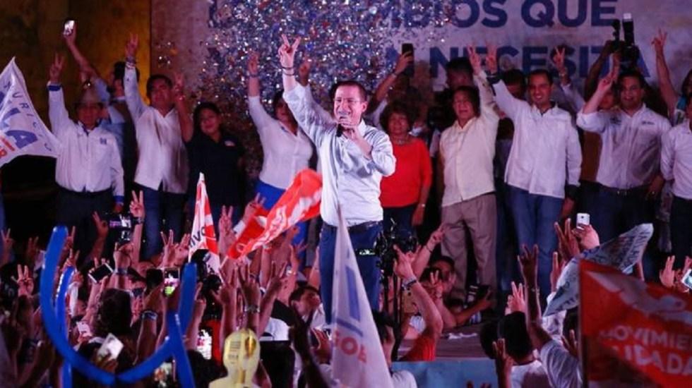 Meade no tiene calidad moral: Ricardo Anaya - Foto de Twitter