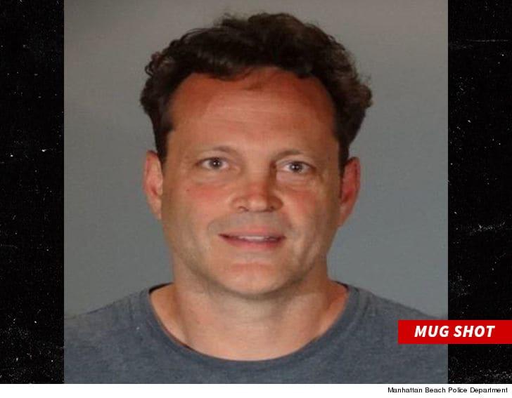 Vince Vaughn es arrestado por conducir bajo los efectos de alcohol o drogas