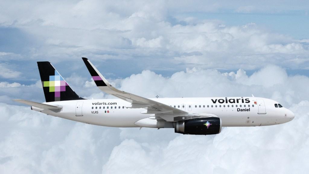 Volaris anuncia afectación de vuelos en el AICM - el vuelo 794 de Volaris regresó al Aeropuerto Internacional de la Ciudad de México (AICM) para una revisión de seguridad tras una falsa amenaza de bomba