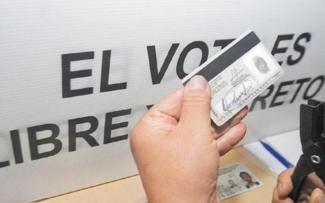 ¿Qué hacer en caso de detectar un delito electoral? - Foto de Milenio