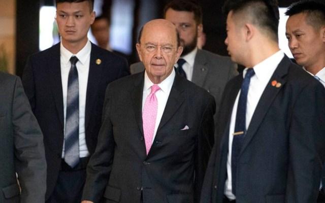 China y EE.UU. reinician negociaciones comerciales tras tensiones - Wilbur Ross, secretario de Comercio de EE.UU. Foto de AP