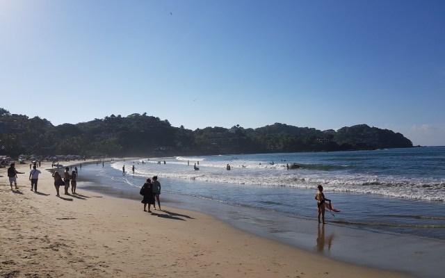 Certifican limpieza de playas en la Riviera Nayarit - Foto de internet