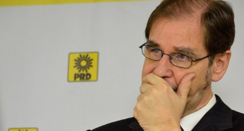 Renuncia Agustín Basave al PRD - Foto de internet