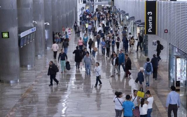 Incrementa presencia de binomios caninos en aeropuertos de la CDMX, Cancún y Tijuana - Foto de El País