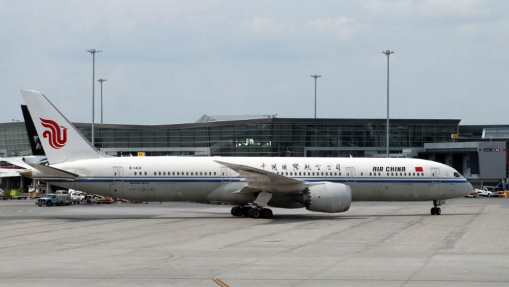 Un vuelo París-Pekín debió pegar la vuelta tras una alerta terrorista
