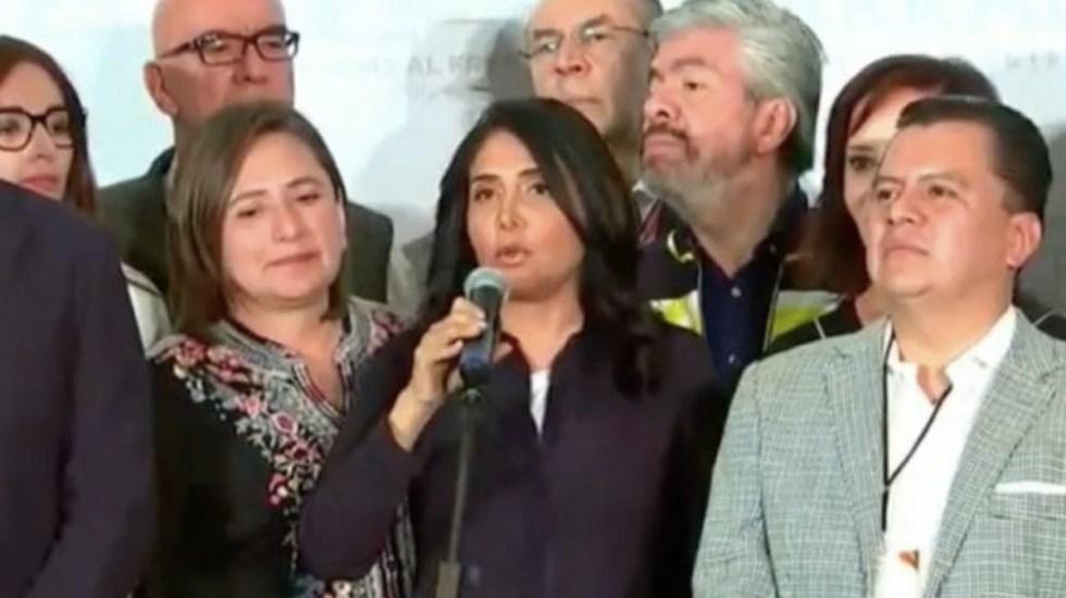"""""""Serenos morenos, aquí no hay nada decidido"""": Barrales - Foto de Internet"""