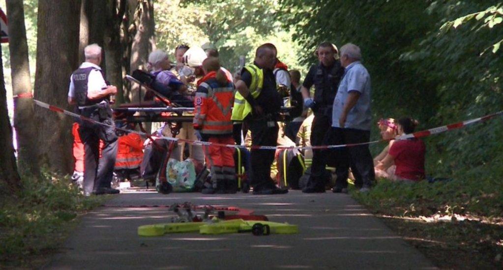 Fiscalía alemana acusa a atacante de autobús de intento de homicidio