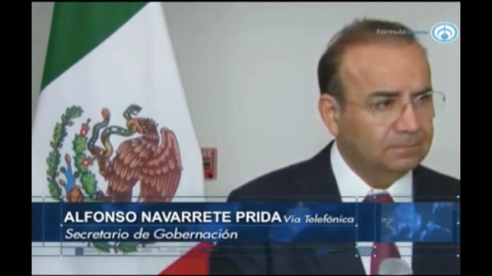Transición será tranquila: Navarrete Prida