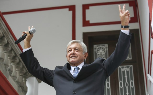 Confirma Janine Otálora que el miércoles AMLO será presidente electo - Foto de LopezObrador.org.mx