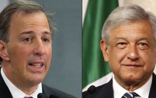 López Obrador dispuesto a dialogar con Meade