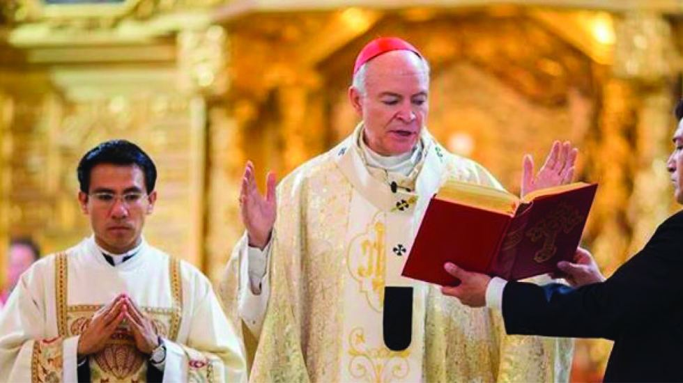 Para que AMLO cumpla es necesaria la reconciliación: Arquidiócesis