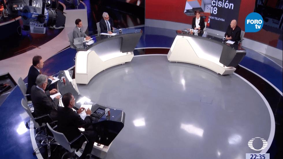 #EnVivo El análisis de la victoria de López Obrador - Foto Captura de Pantalla
