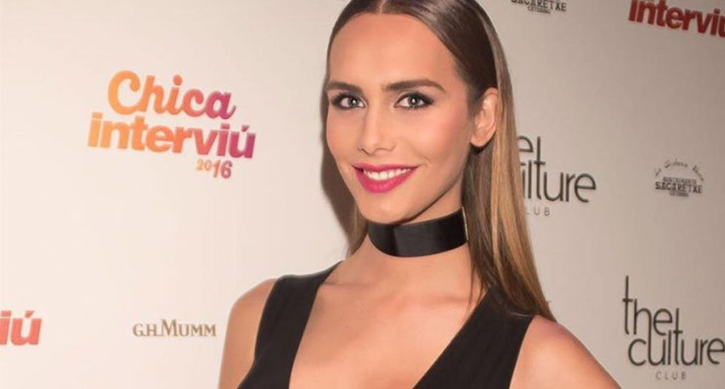 Primera modelo transexual en ganar Miss Universo España