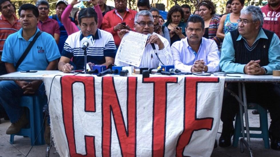 Asesinan a dirigente de la CNTE en Oaxaca - Foto de Quadratín