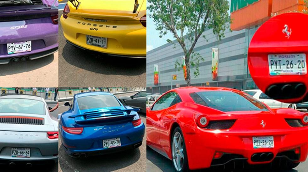 ¿Cuánto evade un conductor capitalino con placas de Morelos? - Foto de 24 Morelos