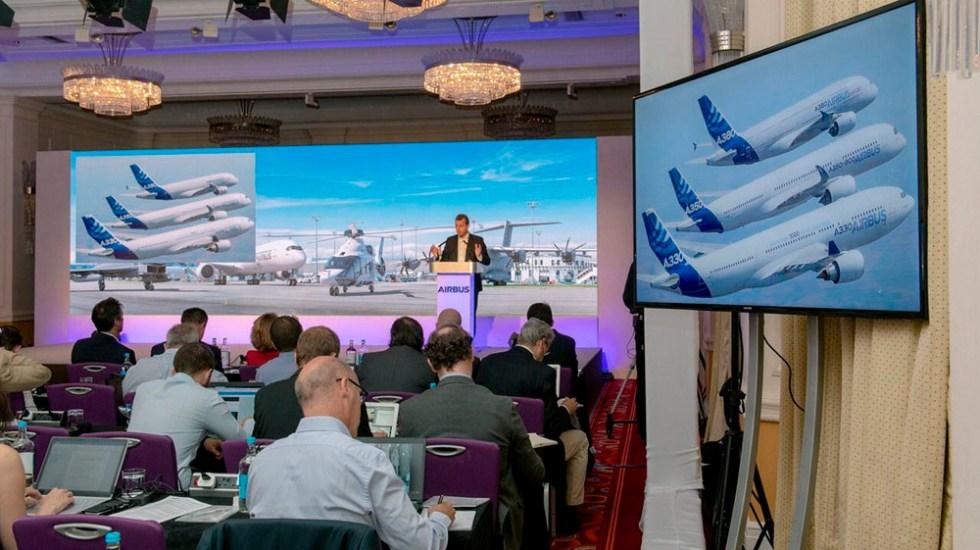 En 20 años se necesitarán más de 37 mil aviones nuevos a nivel mundial - Foto de @GuillaumeFaury