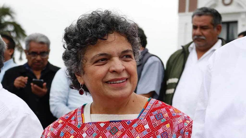 Aplaude Beatriz Paredes que enojo social se canalizara en la democracia - Foto de @periodicodetlax