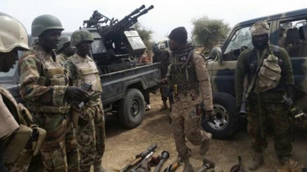 Ataque de Boko Haram contra base militar deja 30 soldados muertos en Nigeria - Foto de Internet