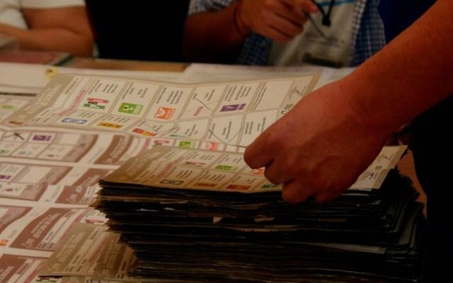 Liberan a ocho personas vinculadas a presuntos delitos electorales en CDMX - Foto de IECM