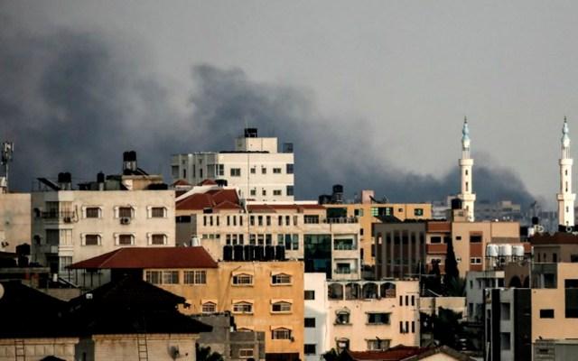 Israel bombardea Franja de Gaza - Foto de MAHMUD HAMS / AFP