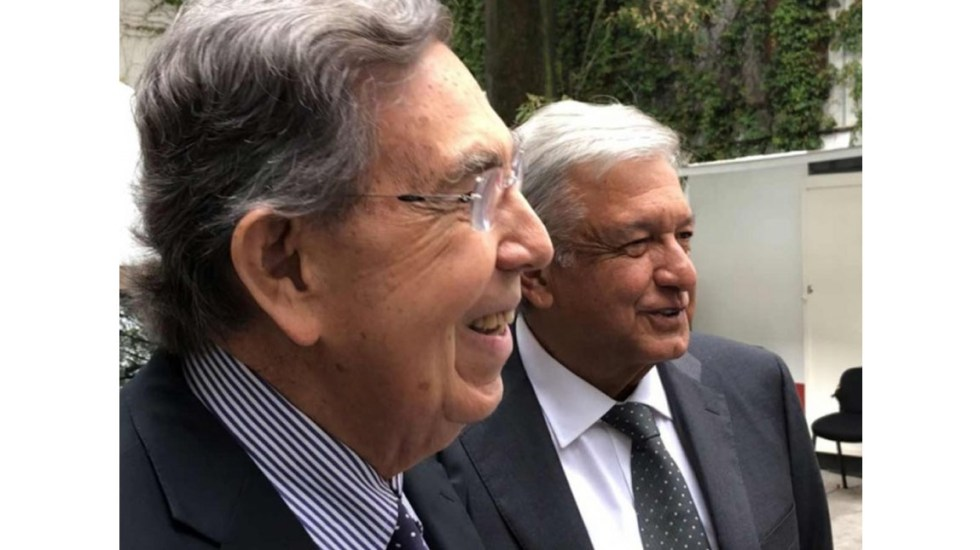 Es un honor contar con el apoyo de Cuauhtémoc Cárdenas: AMLO