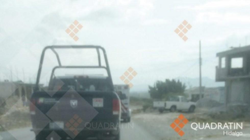 Hombres armados allanan y destrozan dos oficinas del PRI en Hidalgo - Foto de Quadratín