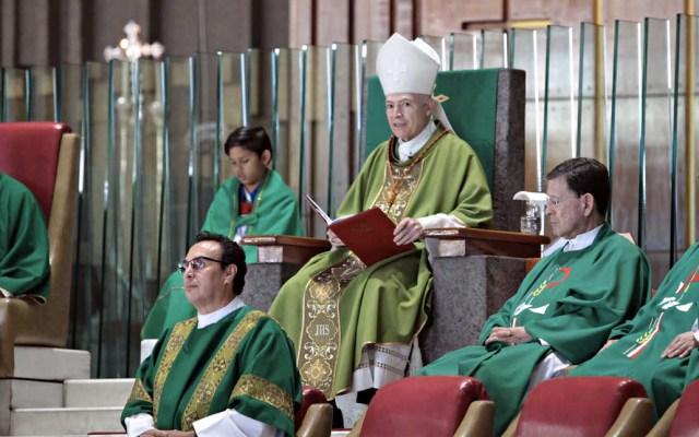 Arzobispo Aguiar Retes convoca a los ciudadanos a votar - Foto de SIAME