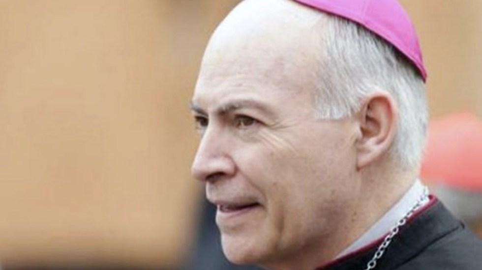 Iglesia y víctimas de abusos no son enemigos: Aguilar Retes - Foto de Internet