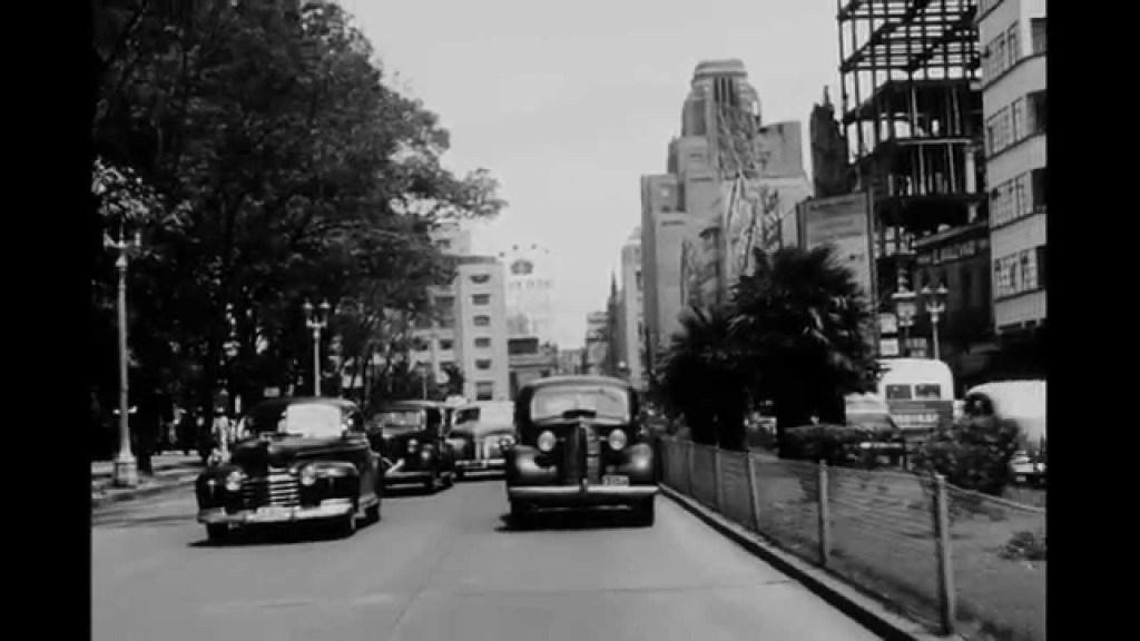¿Cuál fue el primer coche que circuló en la Ciudad de México? - Foto de internet