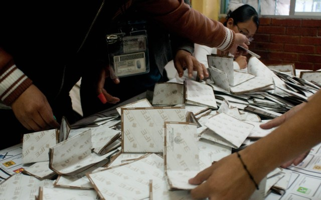 Lorenzo Córdova pide simultaneidad para conteo de votos