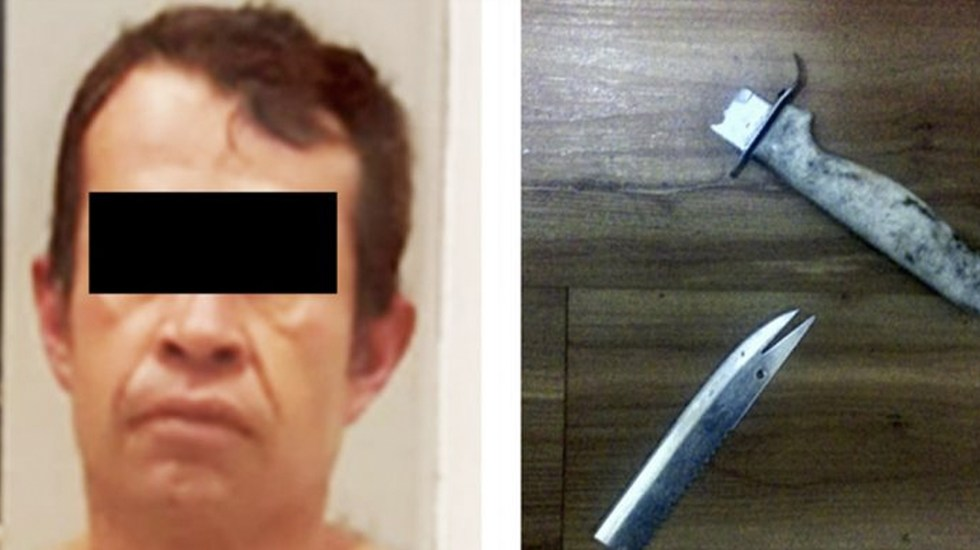 Huésped ebrio ataca a empleada de hotel en Iztapalapa