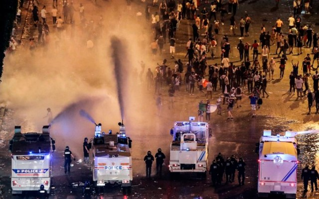 Foto de Ludovic MARIN / AFP
